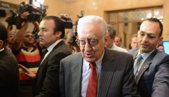 الاخضر الابراهیمی نماینده سازمان ملل متحد امروز با بشار اسد دیدار میکند