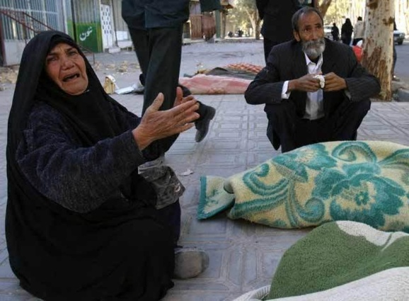 پس از 9 سال فاش شد؛حاصل زلزله بم   26 هزار کشته  و 18 هزار خانه ویران
