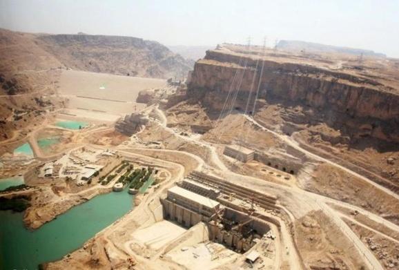 سد گتوند؛انتقال فاجعه محیط زیستی دریاچه ارومیه به اهواز