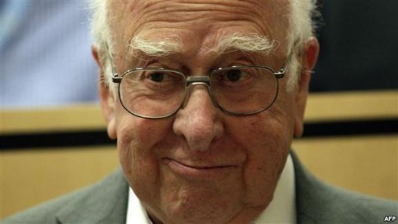 پیتر هیگز، فیزیکدان بریتانیایی