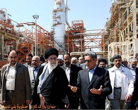 تولید گاز ایران در سال ۲۰۱۳؛ اظهارات متناقض مسئولان رسمی