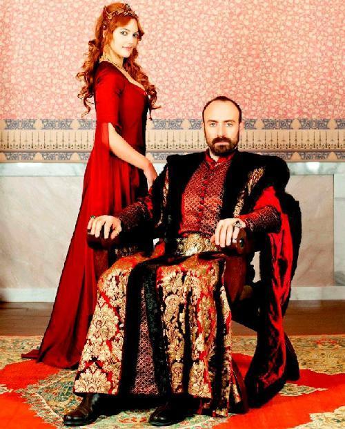 در پی اعترض نحست وزیر و نمایندگان پارلمان ترکیه ؛ ساخت بخش چهارم سریال«حريم السلطان»متوقف شد