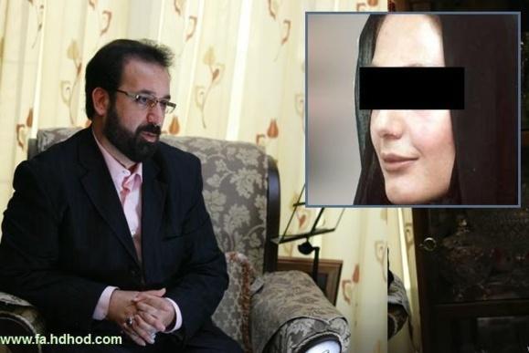 مجری مشهور سیما بدلیل اغفال دختری به ۸۰ ضربه شلاق محکوم شد