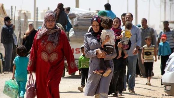 شمار آوارگان سوری از مرز نیم میلیون نفر گذشت
