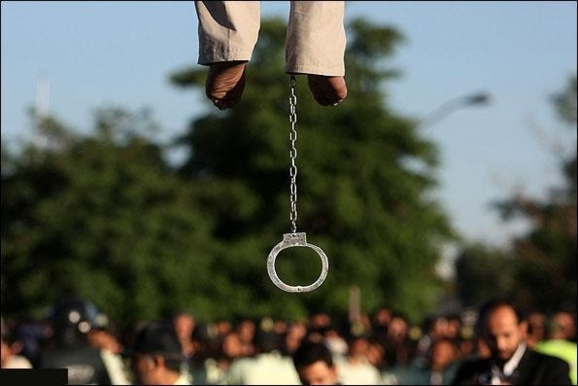 اعدام در ایران با کمک ۳.۶ میلیون پوندی انگلیس