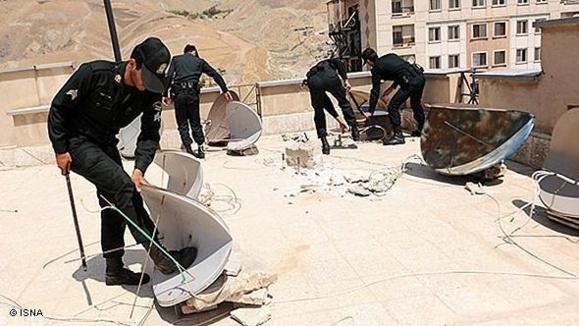 گرایش فزاینده مردم در ایران به استفاده از رسانههای برون مرزی
