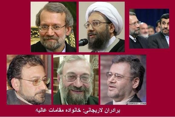 لاريجانی: رد پای روسای اطلاعاتی در خيلی از جرايم اقتصادی ديده میشود