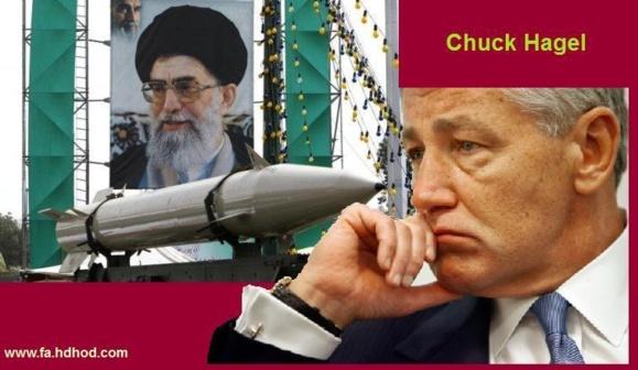 """برخی نمایندگان کنگره آمریکا به مواضع هیگل درباره اسرائیل و ایران انتقاد دارند و موضع وی در مورد ایران را """"نرم"""" توصیف میکنند"""