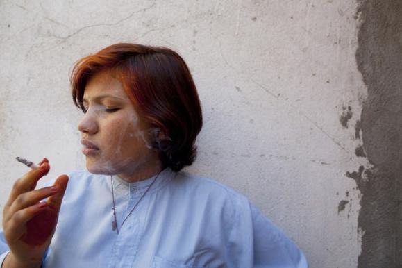 مجموعه عکس از زنان افغانی در زندانهای جدید افغانستان