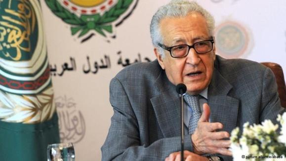اخضر ابراهیمی: ۴۰ سال حکومت خاندان اسد بسیار طولانی است