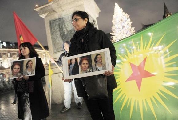 احتمال دست داشتن رژیم اسد در قتل سه فعال کُرد