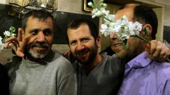 هویت هفت مامور آزاد شده سپاه از سوریه مشخص شد