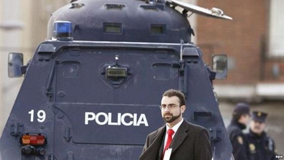 بازداشت دو نفر در اسپانيا به اتهام ارسال «تجهيزات هسته ای» به ايران