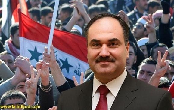 رافع العیساوی وزیر دارایی عراق از یک حمله تروریستی جان سالم بدر برد