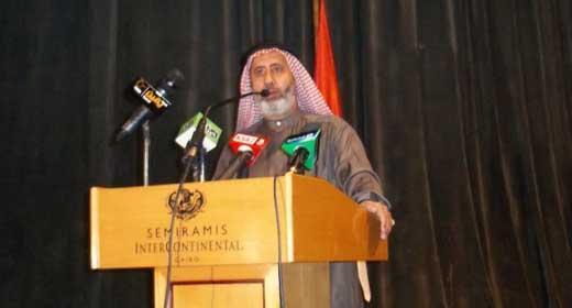 شكست سفر صالحي به مصر همزمان با  برپایی کنفرانس حمایت از ملت عرب الاحواز در قاهره