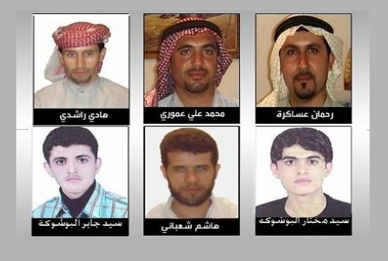 ایران حکم اعدام پنج فعال عرب را لغو کند