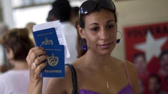 دولت کوبا قانون مسافرت آزادانه مردم را به جریان انداخت