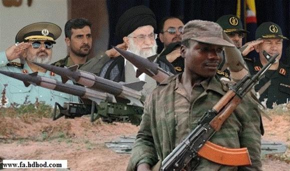 «ردپای ایران» در تامین تسلیحات مورد استفاده در جنگهای آفريقا