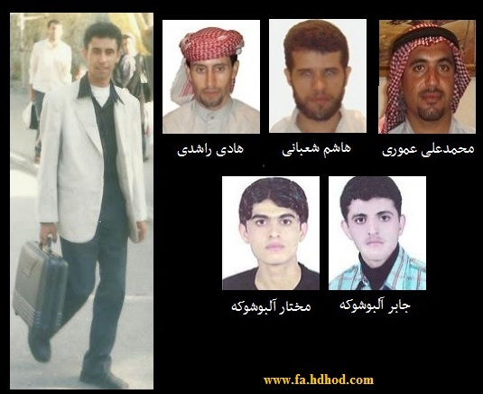 هرانا؛ وضعیت وخیم هادی راشدی در زندان کارون اهواز