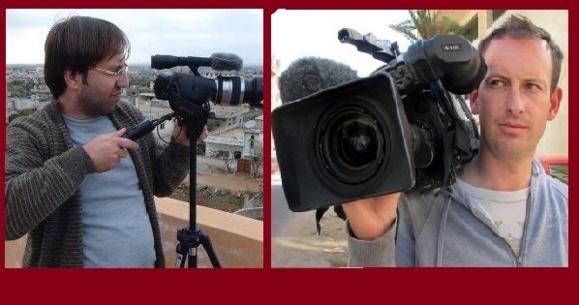مزدوران بشار اسد در یک روز دو خبرنگار بین المللی را کشتند