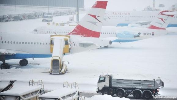 شرکت هواپیمایی اتریش پرواز به ایران را متوقف کرد