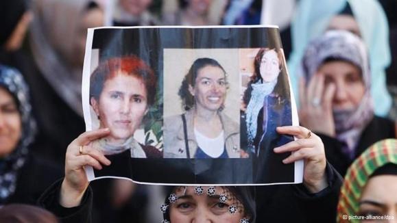 دستگیری دو مظنون در ارتباط با قتل زنان کرد در پاریس