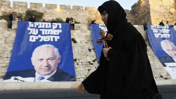 نتانیاهو برای بار سوم نخست وزیر اسرائیل شد