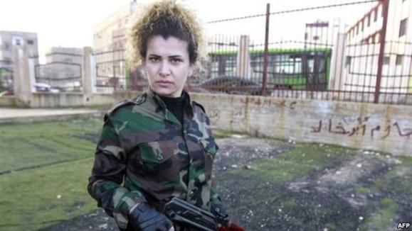 «سوریه با کمک ایران نیروی چریکی آموزش داده است»