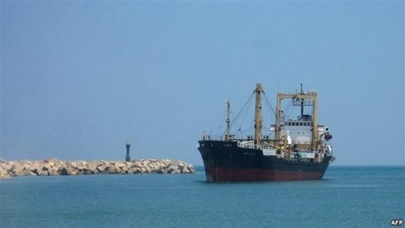کشتی ایرانی در آبهای چین به خاطر بدهی به بانک آلمانی توقیف شد