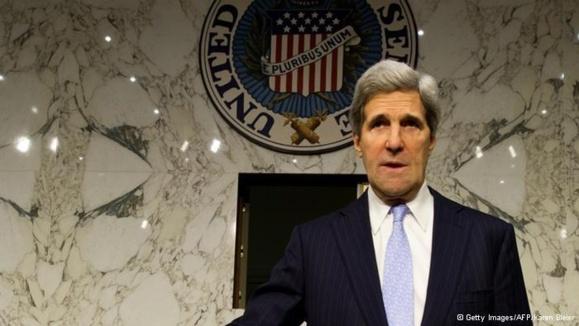 تایید جان کری به عنوان وزیرامورخارجه جدید آمریکا از سوی مجلس سنا