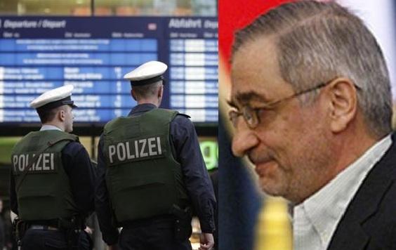 ضبط چک «۷۰ میلیون دلاری» مسافر ایرانی در فرودگاهی در آلمان