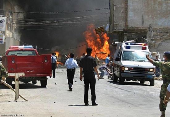 حمله به مرکز فرماندهی پلیس کرکوک، ۳۳ کشته برجای گذاشت