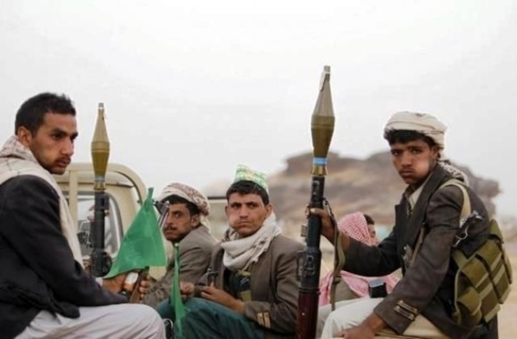 """""""ایران شورشیان یمن را مسلح میکند"""""""