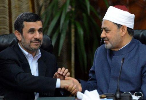 اعتراض شدید اللحن  شیخ الازهر به رفتار جنایت کارانه ایران