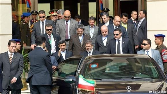 قطع حمایت از رژیم اسد، بهای تجدید مناسبات قاهره با تهران