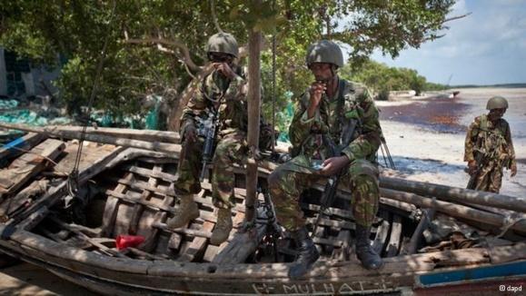 اتهام تازه علیه ایران: ارسال تسلیحات به سومالی
