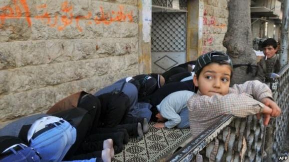 تهیه فهرست متهمان به جنایات جنگی در سوریه از سوی سازمان ملل