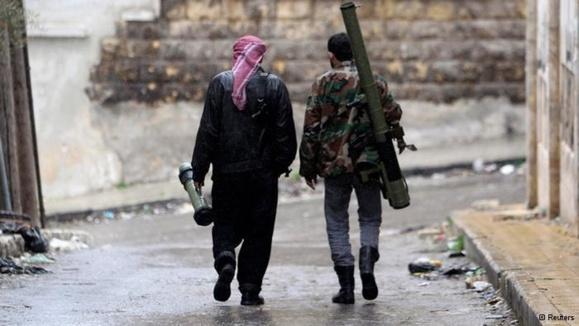 اپوزیسیون سوریه در مناطق تحت کنترل دولت تشکیل میدهد