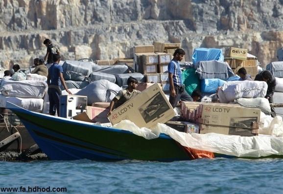 تجار ایرانی از دبی به عمان می روند