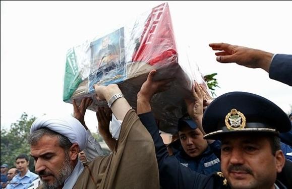 کشته شدن یک سردار سپاه در غرب ایران