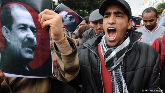 """ترور سیاستمدار تونسی با """"فتوای شرعی"""" بوده است"""