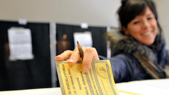نتایج انتخابات در ایتالیا و دشواری تشکیل دولت جدید