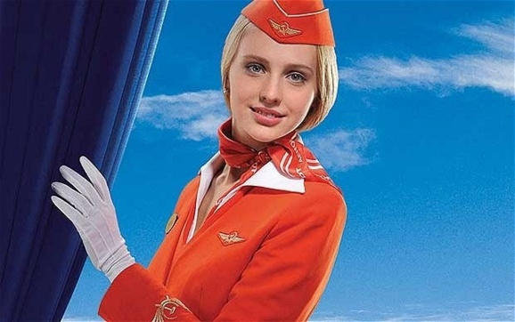 پوشش مهمانداران شرکت هوایی «ترکیش ایرلاین» در سال 2013