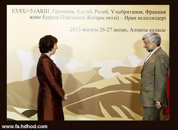 مذاکرات ۱+۵ و ایران در آلماتی پایان یافت