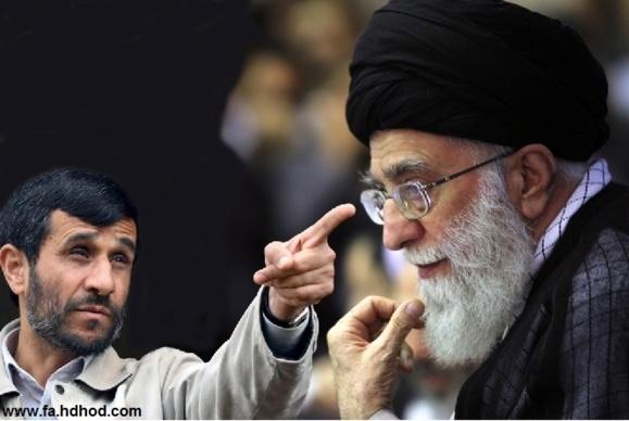 انتقاد تند مشاور نماینده رهبر ایران در سپاه از احمدینژاد