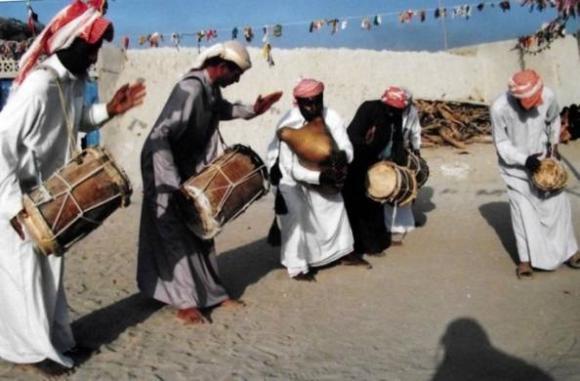 رقص و موسیقی بومی در استان بوشهر/مینو سلیمی