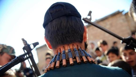 القاعده همپیمان ایران مسئولیت کشتن سربازان سوری در خاک عراق را برعهده گرفت!