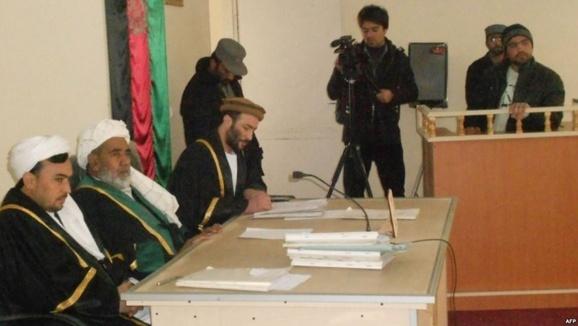 یک تبعه ایران به اتهام جاسوسی در افغانستان به اعدام محکوم شد