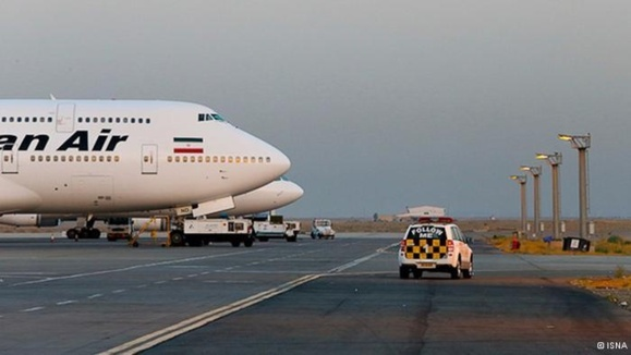 غیراستاندارد بودن فرودگاههای ایران