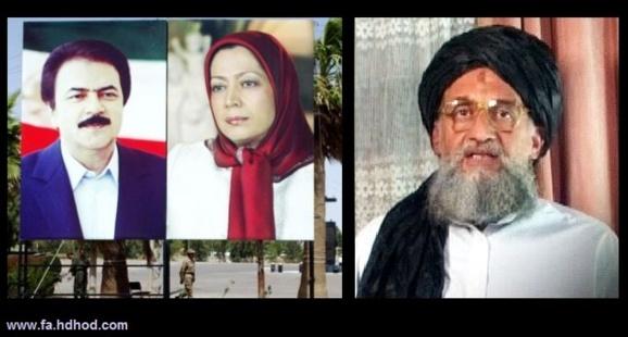 «درخواست ایران از آمریکا برای معاوضه رهبران مجاهدین خلق با اعضای القاعده»